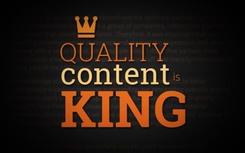 CONTENT TO CREATE AND SUSTAIN SUCCESS