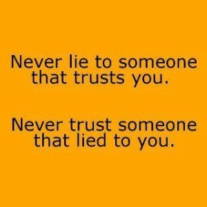 THE RIGHT PERSON TO TRUST