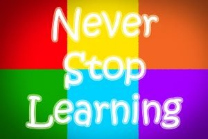 A better process of learning